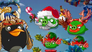 Angry Birds Epic: Final Boss Santa Pig - Holidays Are Coming