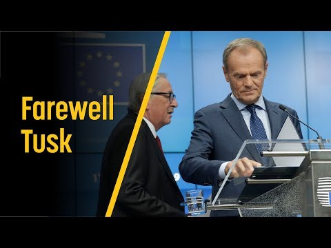 Donald Tusk Closing Statements and Farewell
