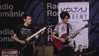 Voltaj Academy-Summer song- Joe Satriani (Cover)