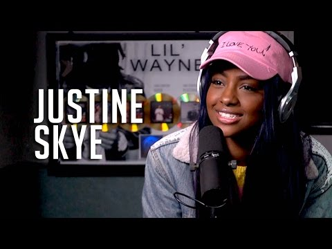 Justine Skye announces signed to Roc Nation, Talks Being Friends w/ Kylie Jenner + DMs