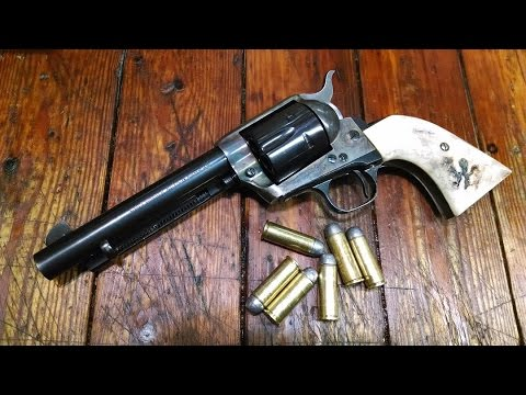 Colt SAA 2nd Generation