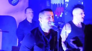 Broilers - Bitteres Manifest (live) in Berlin 03.02.2017