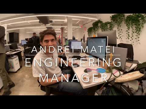 Roacher of the Week: Andrei Matei, Engineer at Cockroach Labs