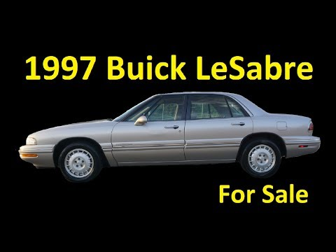 BUICK LESABRE  FOR SALE ~ LIMITED LOADED LEATHER ~ LOW MILES