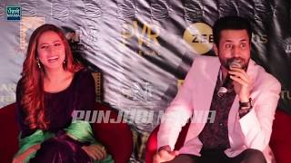 Watch Kala Shah Kala Full Punjabi Movie Promotions on Punjabi Mania | Sargun Mehta, Binnu Dhillon