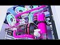 INSANE CUSTOM WATER COOLED GAMING PC BUI