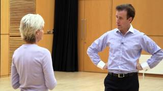 Anton The Joker - Strictly Come Dancing: It Take Two 2014 - BBC Two
