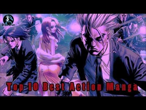 Top 10 Action Manga To Read