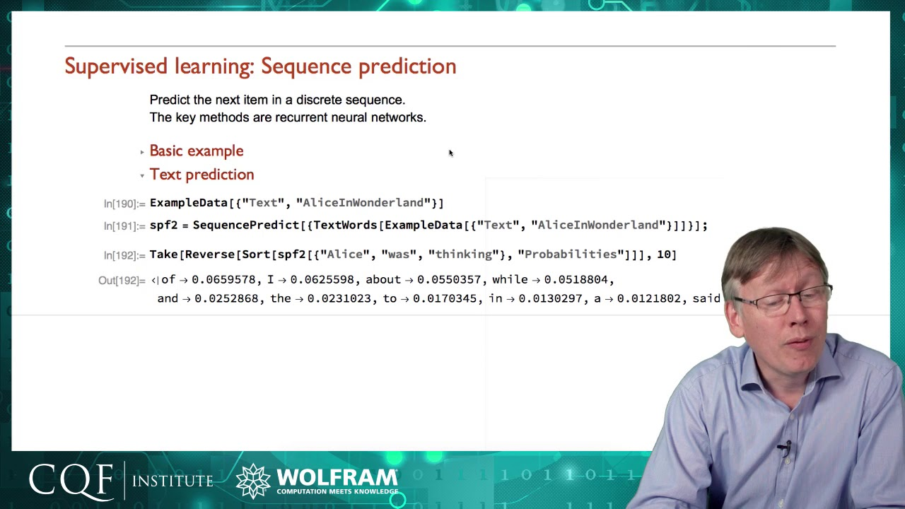 Supervised Machine Learning: Sequence Prediction (Part 4 of 8)