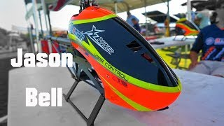 Jason Bell flying XL Power Specter 700 at Spring Fling 2018