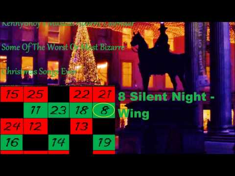 8 Silent Night - Wing