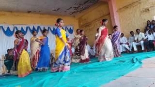 Gopala ba best dance by ghps gudlanur students