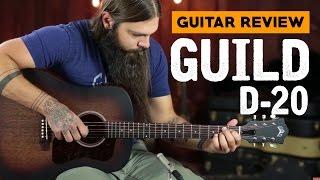 Guild D20 ★ Guitar Review
