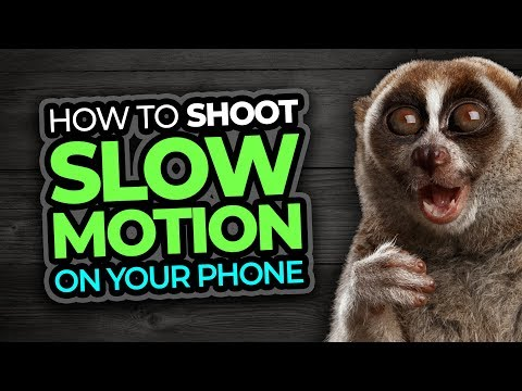 How To Get Slow Motion Video On Android And IPhone