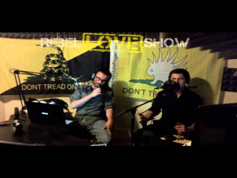 Rebel Love Show ep 21: Locals in the NH Liberty Scene