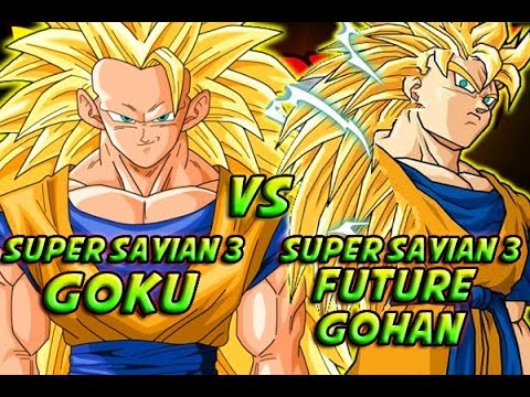 Dragonball z what if battle super saiyan 3 future gohan vs dragonball z what if battle super saiyan 3 future gohan vs super saiyan 3 goku thecheapjerseys Image collections