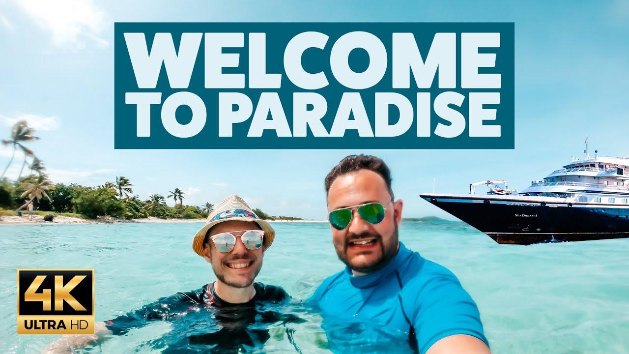 Caribbean Cruising: We Visit Jack Sparrow's DESERTED Island!! Ep 2