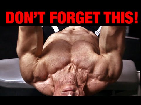 Dumbbell Chest Workout (INCOMPLETE WITHOUT THIS!)