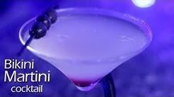Bikini Martini cocktail
