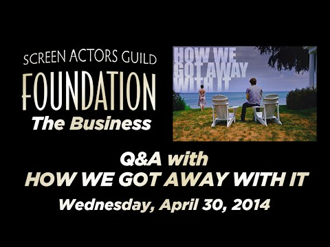 The Business: Q&A with HOW WE GOT AWAY WITH IT