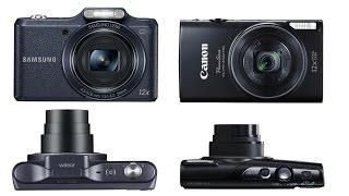 Samsung WB50F vs Canon ELPH 350