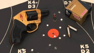 Shooting the SASS Off Duty DAO Revolver.mov