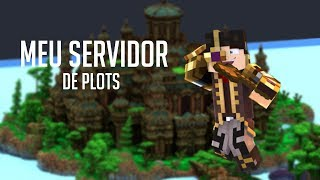 Meu servidor para construir PIRATA E ORIGINAL!