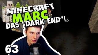 """Minecraft MARC #63 ✪ REISE IN DAS """"DARK END"""" & OSMOTISCHER VERZAUBRER"""