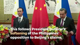 China, Philippines agree cooperation on joint sea exploration