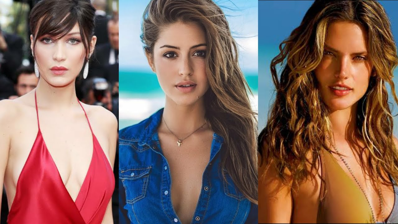 Top sexiest women in the world