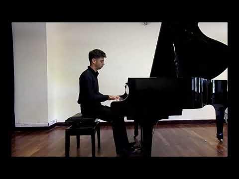 "Ludwig Van Beethoven - Piano Sonata Op. 57 ""Appassionata"" 1° Mov. - Franco Broggi"