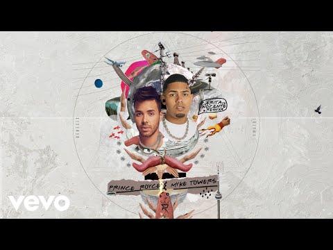 Prince Royce - Carita de Inocente (Remix - Audio) ft. Myke Towers
