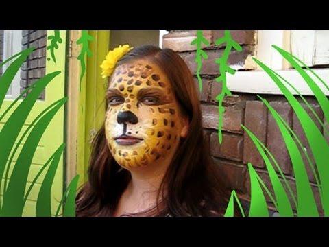 Black Panther Face Paint Ideas Face Paint Ideas