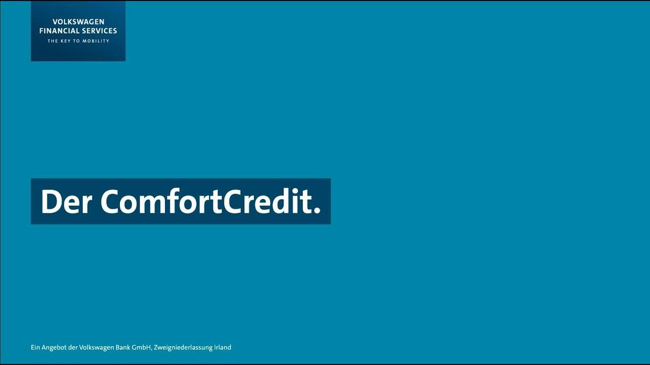 Rahmenkredit: flexibles Darlehen | Volkswagen Bank
