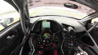 Audi R8 GT3 Onboard - Driver View