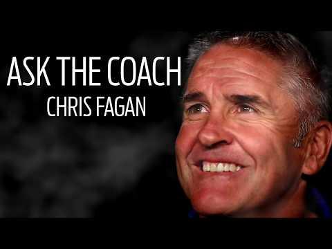 2018 Ask The Coach Series - Chris Fagan Brisbane