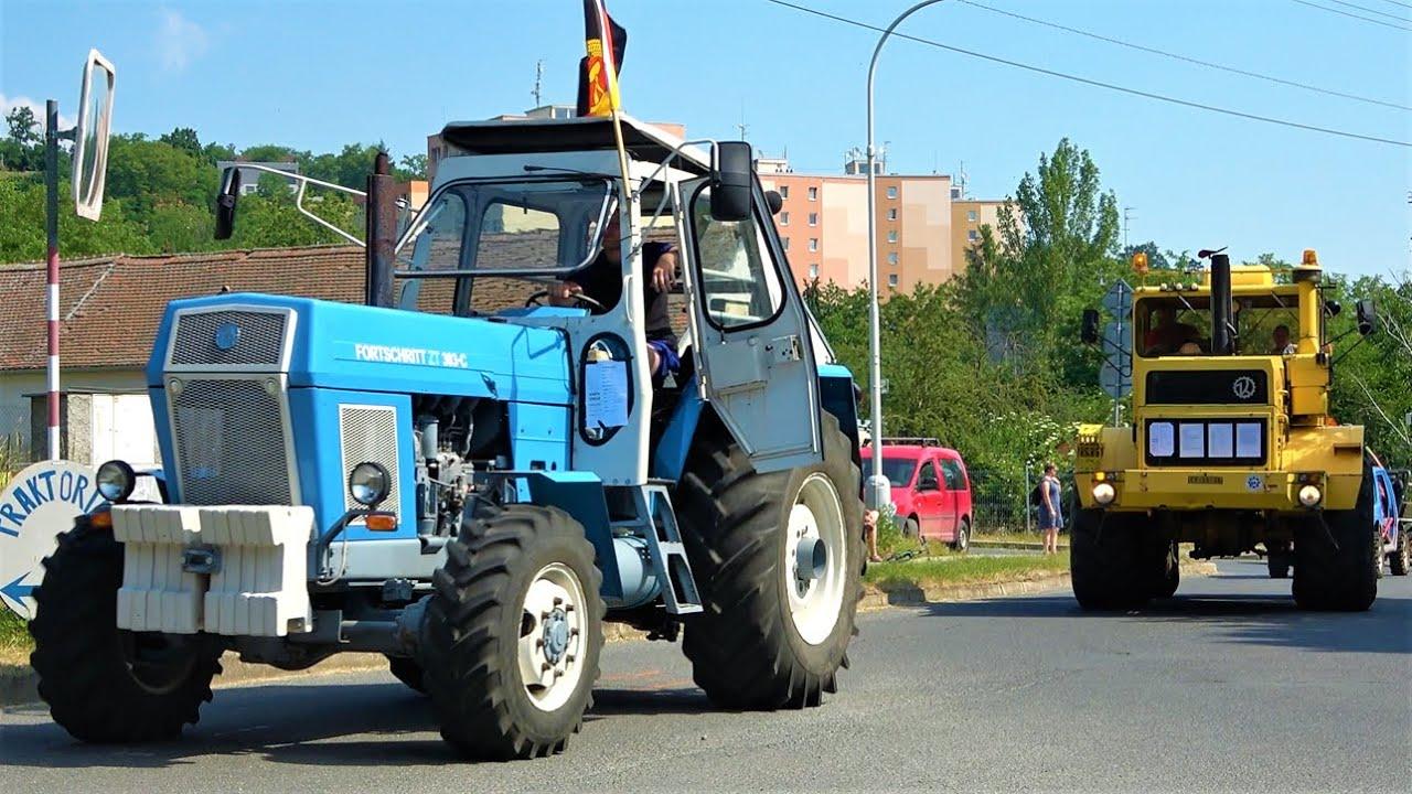 Chýnovská Traktoriáda 2021   Libčice nad Vltavou