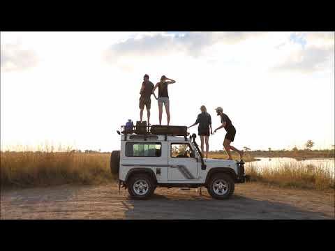 Botswana | Namibia | Zimbabwe | Zambia | South Africa Roadtrip 2017