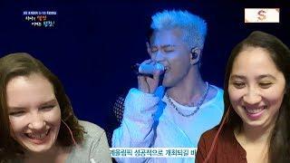 TAEYANG (태양) - LOUDER @ 2018 Pyeongchang K-POP Concert [1080p] Reaction Video