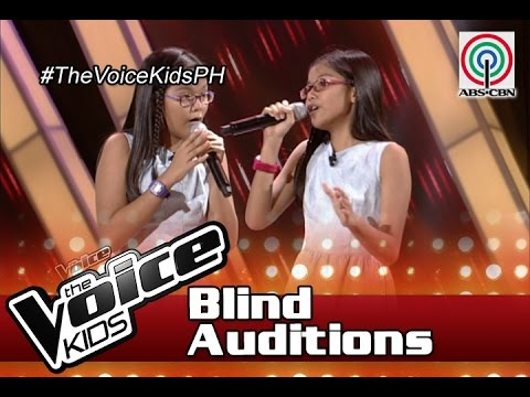"The Voice Kids Philippines 2016 Blind Auditions: ""Like I"