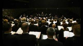 Toonkunst Rotterdam zingt Matthäus Passion: Sind Blitze, Sind Donner in Wolken Verschwunden
