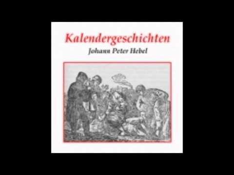 Kalendergeschichten - Johann Peter Hebel ( Hörbuch )