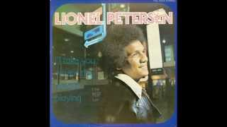 Lionel Petersen - Hang on in there baby