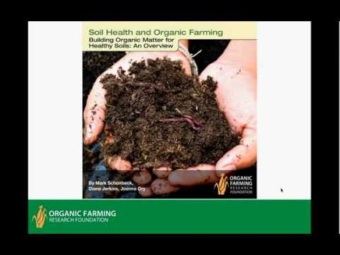 Building Organic Matter for Healthy Soils: An Overview