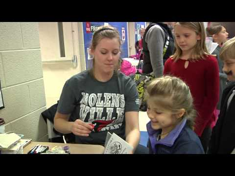 2014-15 Family Math Night At Nolensville Elementary School