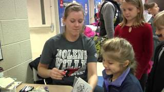 2014-15 Family Math Night at Nolensville Elementary School
