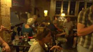 "Pub song folk jam in Chipping Campden - ""Pay Me"""