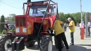 Бизон-Трек-Шоу-2012 Подготовка тракторов
