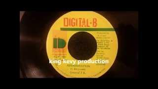 "General TK - Assassination - Digital B 7"" w/ Version"
