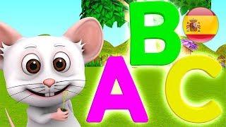 Video Canción Del Abc | Rimas Infantiles Para Niños | Música Para Bebés | Canciones Preescolares download MP3, 3GP, MP4, WEBM, AVI, FLV Agustus 2018